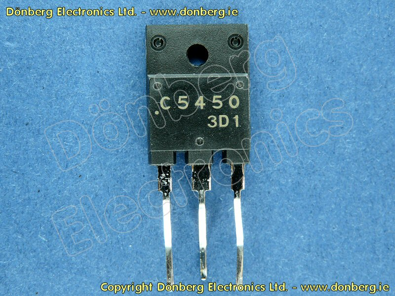 Semiconductor: 2SC5450 (2SC 5450) - TRANSISTOR SHARP 28JF73H    - US