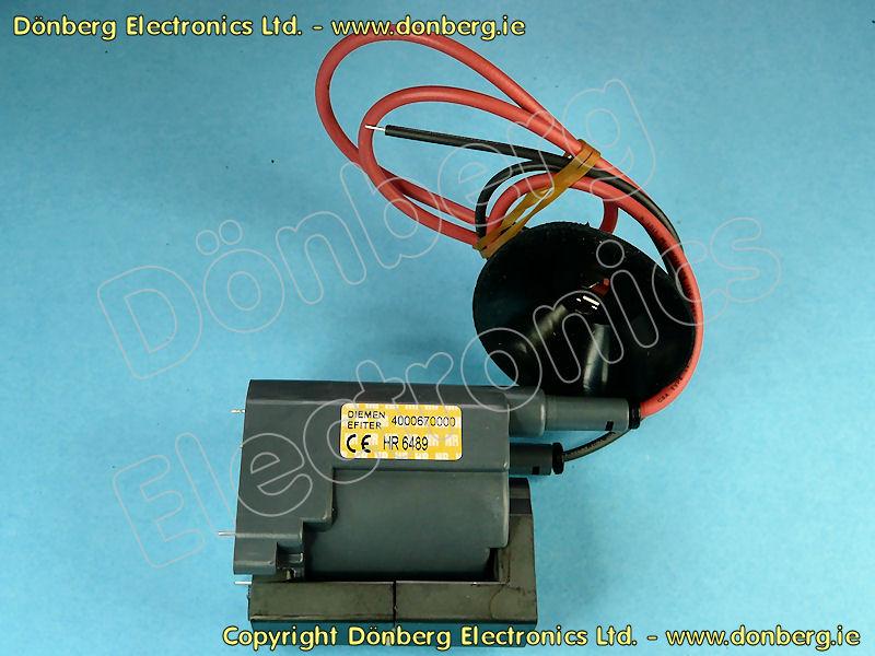 Line Output Transformer / Flyback: HR6489 (HR 6489