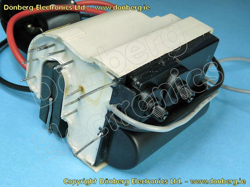 Line Output Transformer / Flyback: HR7706 (HR 7706) - AT2090