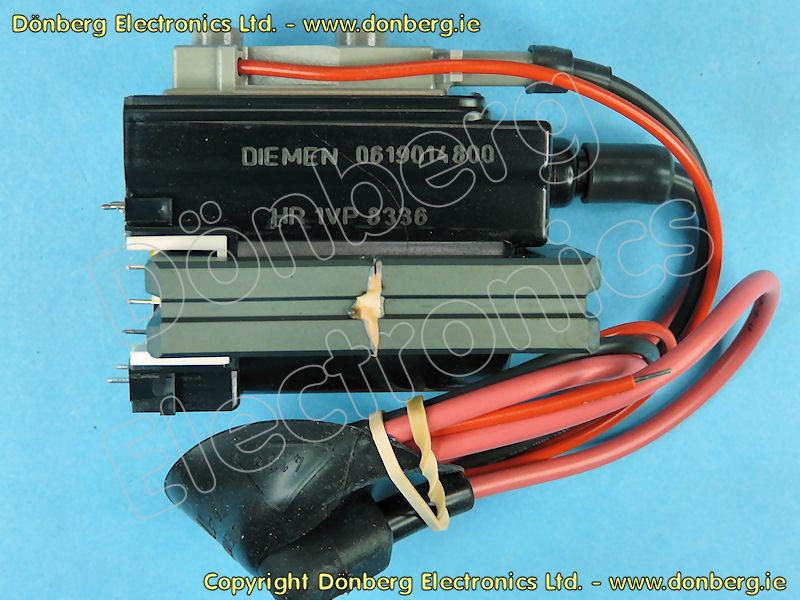 Line Output Transformer / Flyback: HR8336 (HR 8336) - 40348A