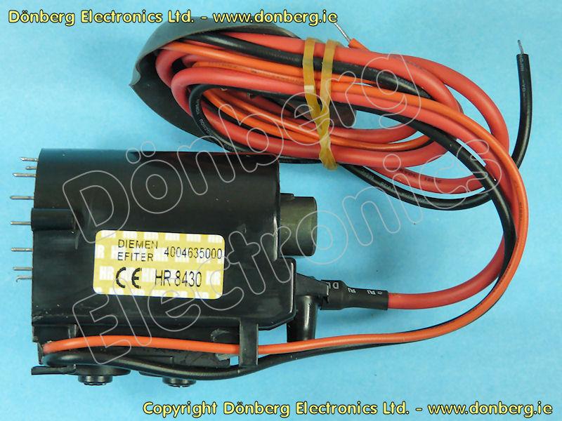Line Output Transformer / Flyback: HR8430 (HR 8430